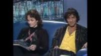 Danarama : Corine Marienneau and Louis Bertignac