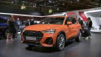 Paris Motor Show : Audi