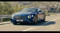 Nouveauté : la Bentley Continental GT