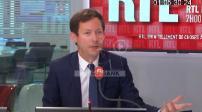This morning's guest on RTL : François-Xavier Bellamy