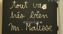 """Exhibition """"Tout va bien Monsieur Matisse"""" at the Cateau-Cambrésis museum"""