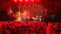 Kimberose concert at the Hospitalet Jazz festival
