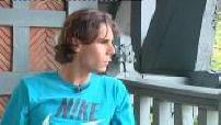 Interview Rafael Nadal before the Roland Garros tournament