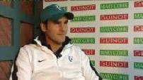 Guinot Masters: Federer - Schuettler extract + M6 interview with Roger Federer