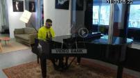Sofiane Pamart, pianiste