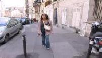 Julie Zenatti in Montmartre + ITW