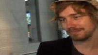 """Julien Doré guest at 12:50 for the release of his 1st album """"Ersatz"""""""
