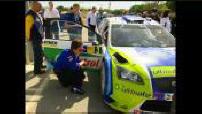 2006 Catalonia Car Rally : ITW, closed park